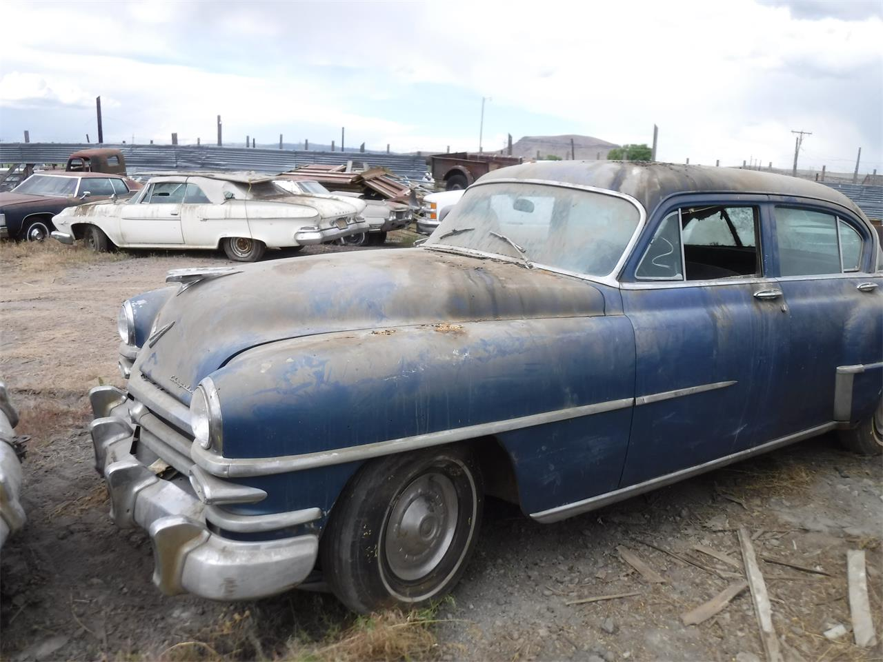 1954 Chrysler New Yorker For Sale Cc 1112862 Large Picture Of 54 Located In California Nuou