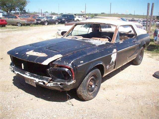Picture of '67 Mustang - NUOZ