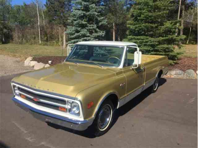 Picture of '68 Pickup - NUP0