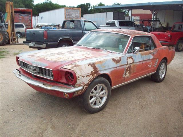 Picture of '66 Mustang - NUP2