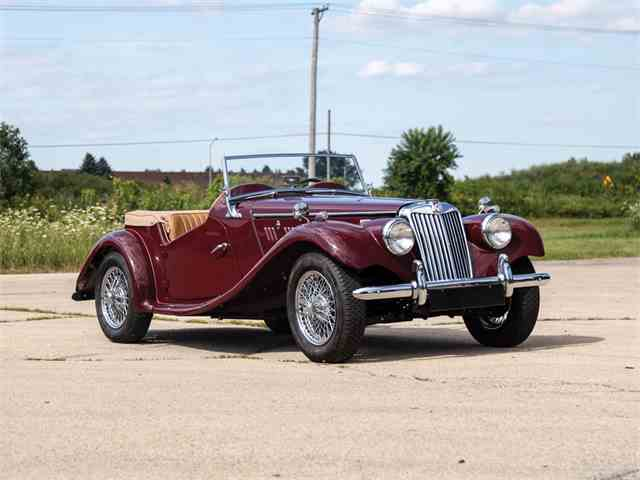 Classic MG for Sale on ClassicCars.com