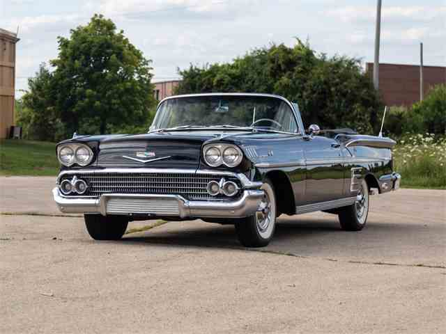 Picture of '58 Impala - NUPU