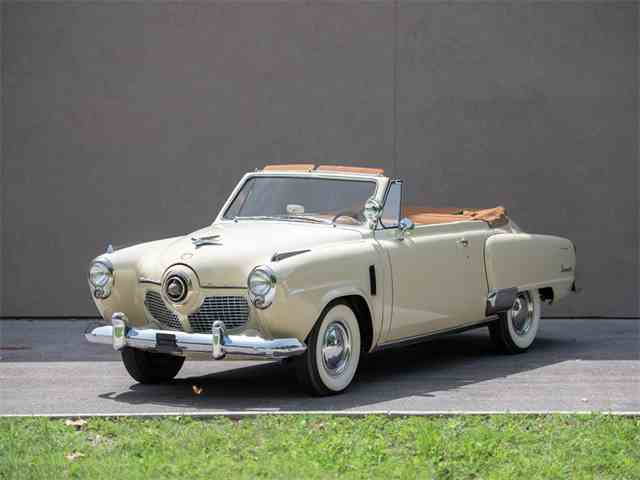 Picture of '51 Champion Regal Convertible - NUQA