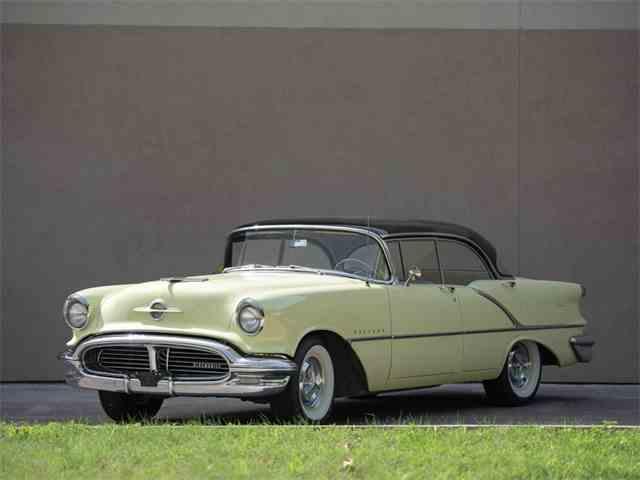 Picture of '56 Holiday 4-Door Sedan - NUQD