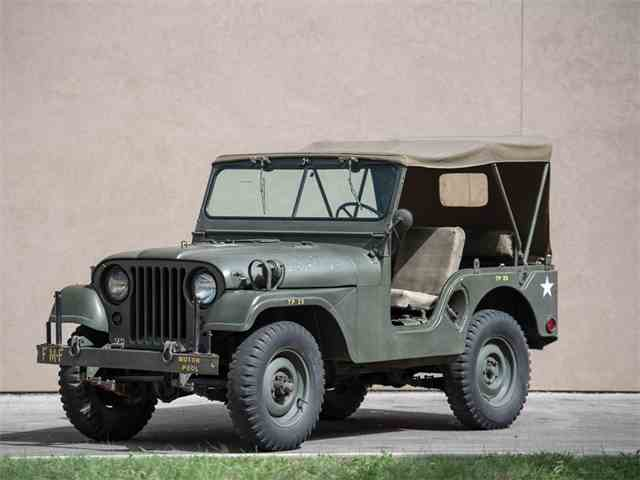 Picture of '53 Jeep - NUQG