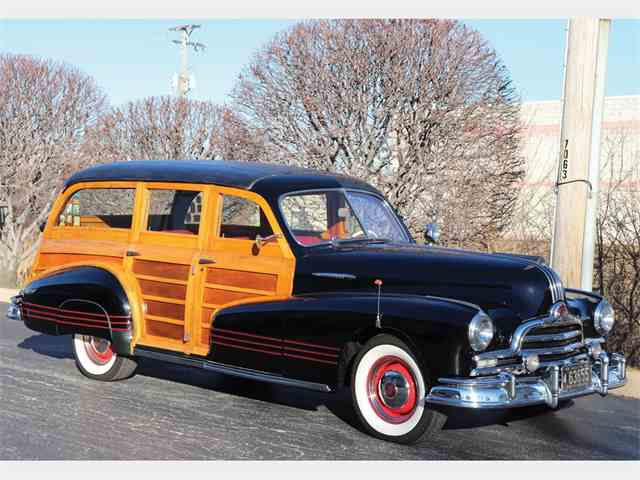 Picture of '47 Streamliner Six Station Wagon - NUQK