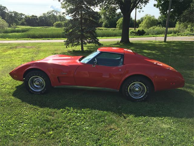 Picture of '75 Corvette - NUQM