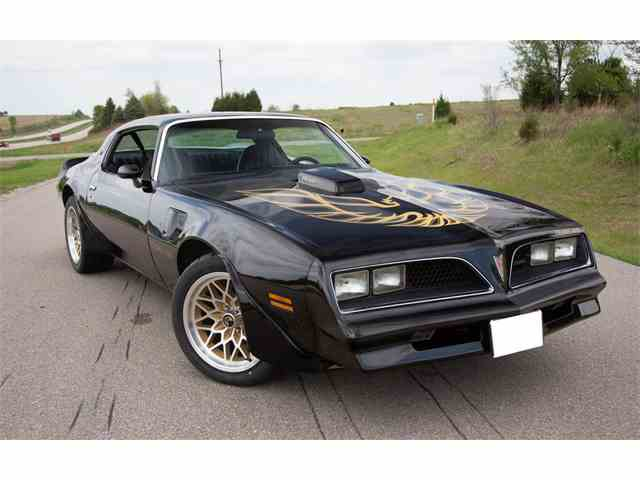 Picture of '77 Firebird Trans Am - NUQO