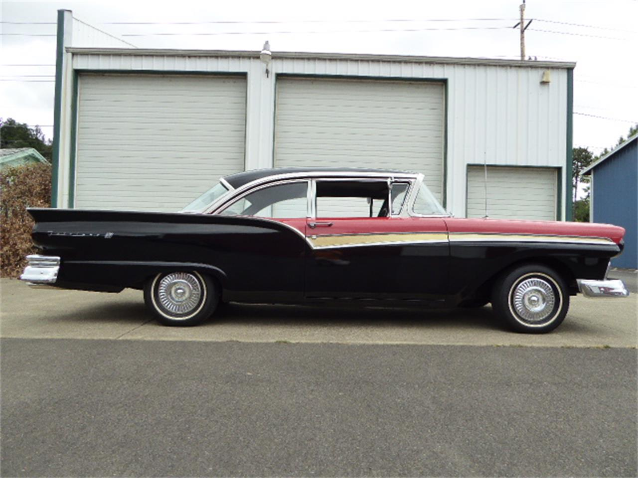 Large Picture of Classic '57 Fairlane 500 located in Oregon Offered by West Coast Collector Cars - NUQP