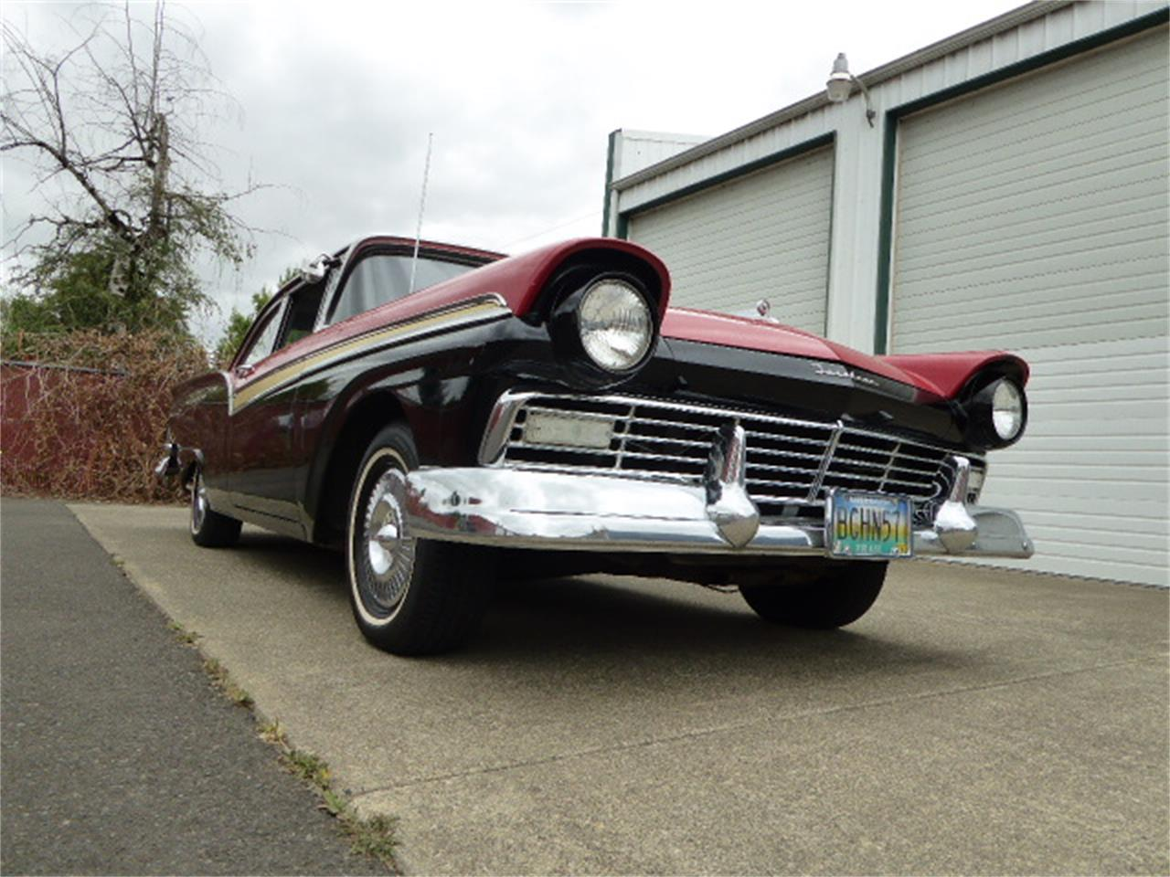 Large Picture of 1957 Ford Fairlane 500 Offered by West Coast Collector Cars - NUQP