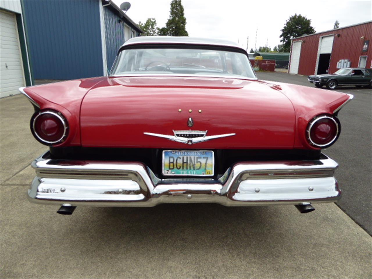 Large Picture of Classic 1957 Fairlane 500 - $18,900.00 Offered by West Coast Collector Cars - NUQP