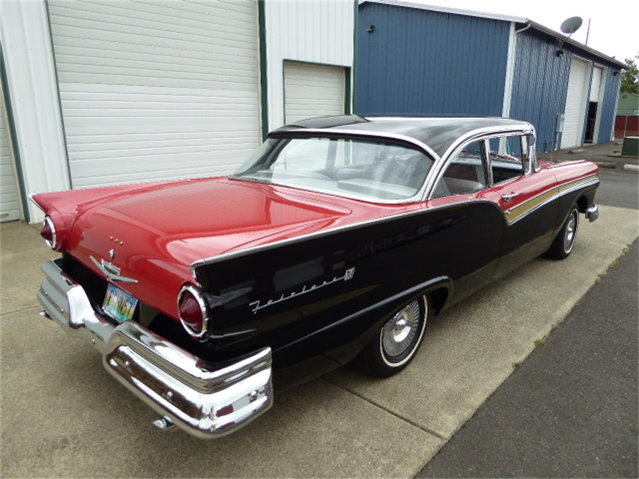 Large Picture of Classic '57 Ford Fairlane 500 - $18,900.00 Offered by West Coast Collector Cars - NUQP