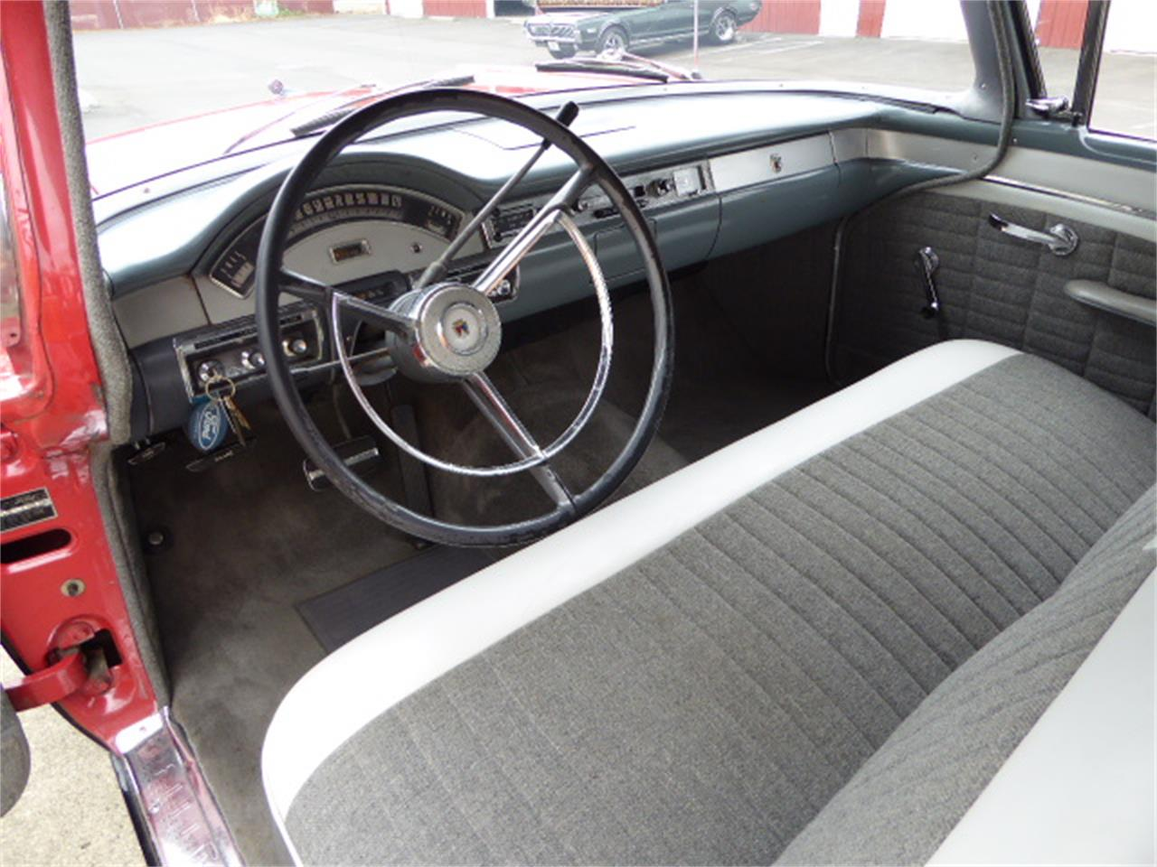 Large Picture of 1957 Ford Fairlane 500 - $18,900.00 Offered by West Coast Collector Cars - NUQP