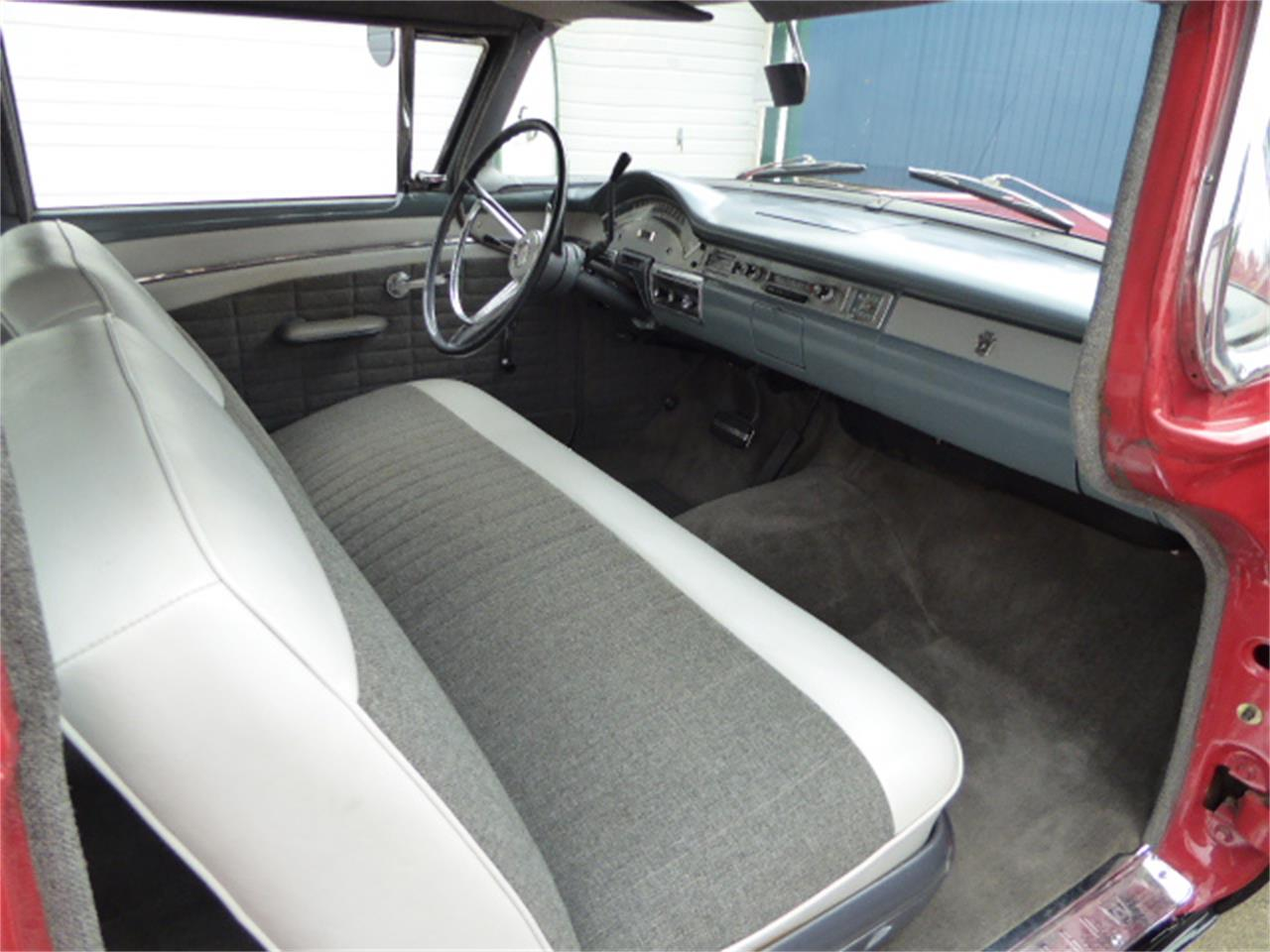 Large Picture of Classic 1957 Fairlane 500 located in Turner Oregon - $18,900.00 Offered by West Coast Collector Cars - NUQP