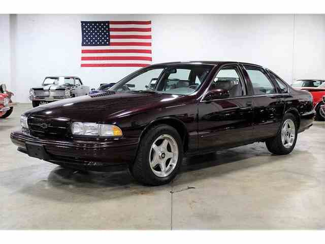 Picture of '96 Impala - NSPH