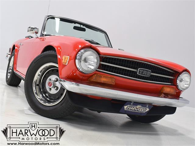 Picture of '73 TR6 - NUQZ