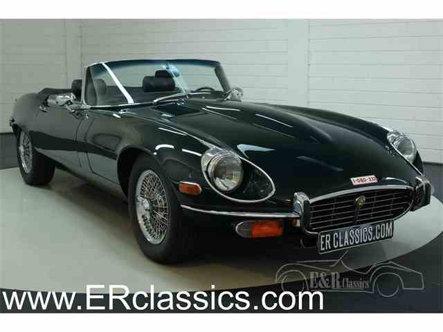 Picture of '73 E-Type - NSPJ