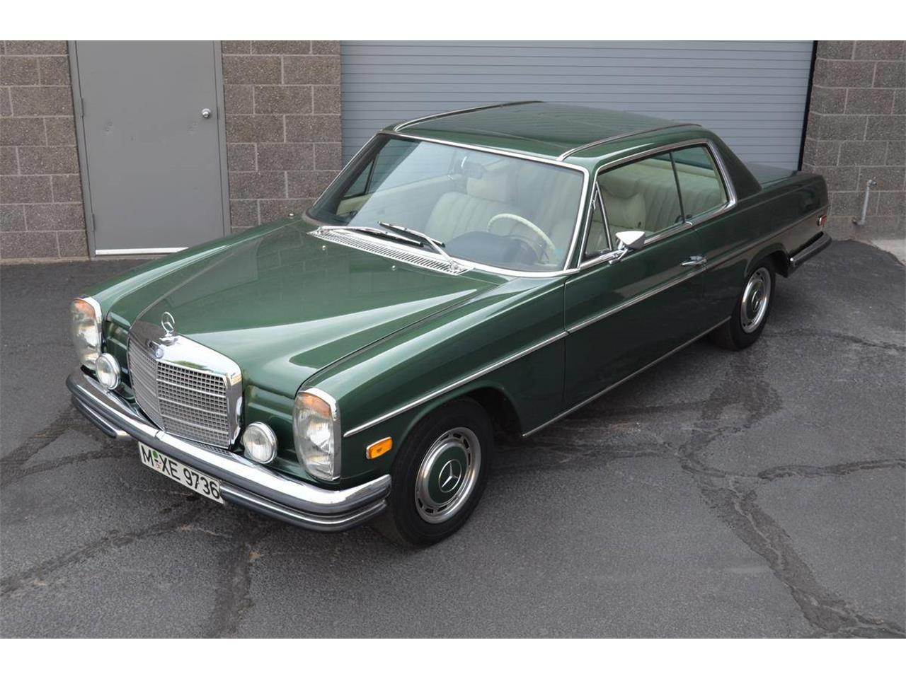For Sale: 1969 Mercedes-Benz 250CE in Phoenix, Arizona