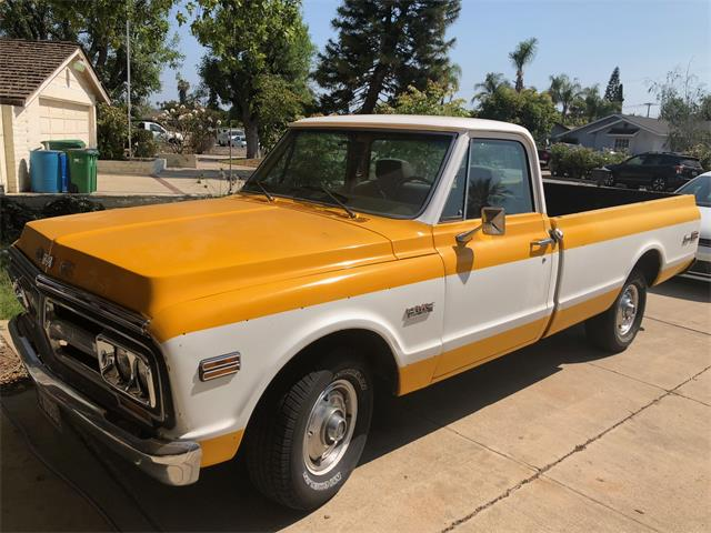 Picture of 1972 C/K 10 located in Santa Ana California - $8,000.00 Offered by a Private Seller - NURN