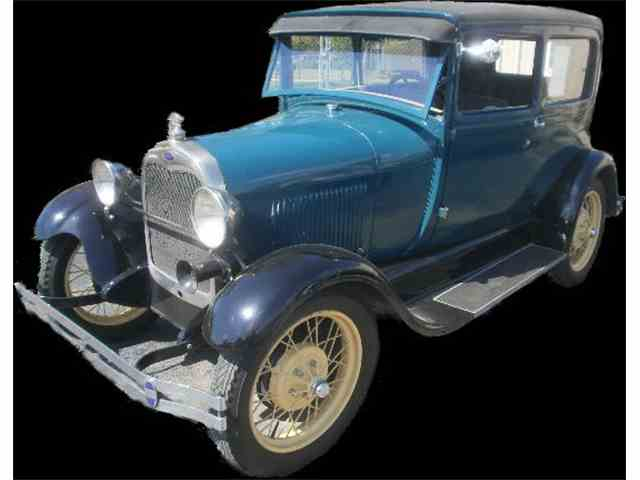 Picture of '29 Model A - NURQ