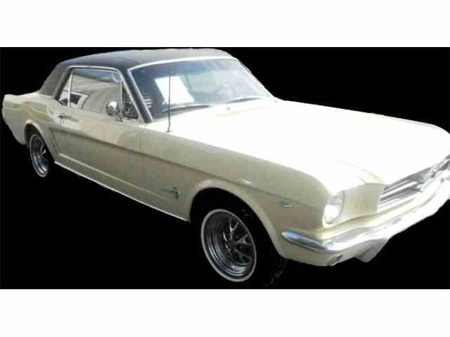 Picture of '65 Mustang - NURS