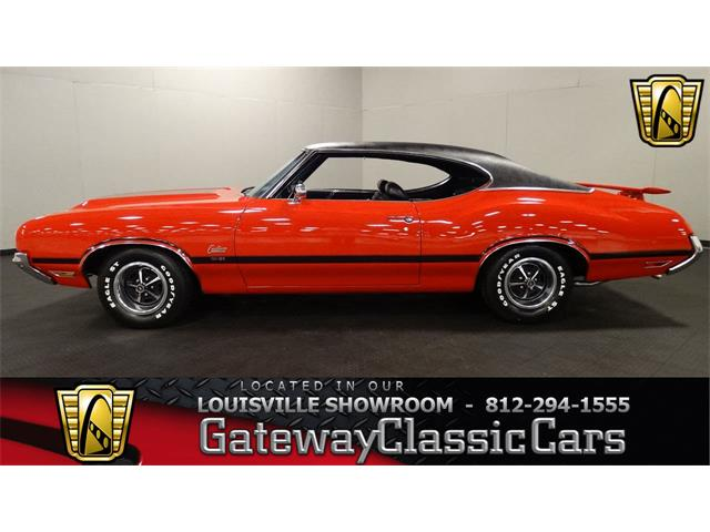 Picture of '70 Cutlass - NUSE