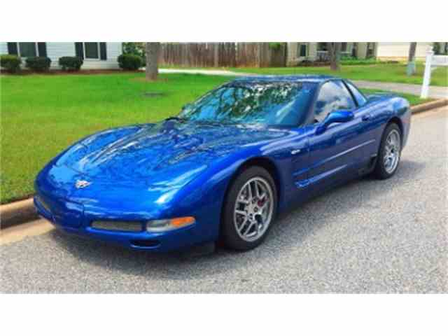 Picture of '03 Corvette - NUSF