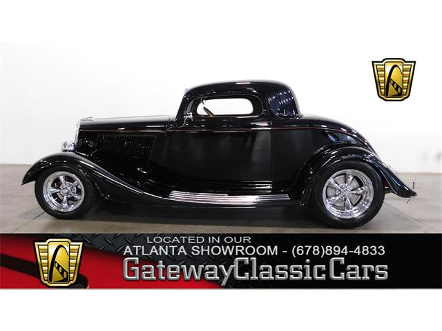 Picture of '34 Coupe - NUSH