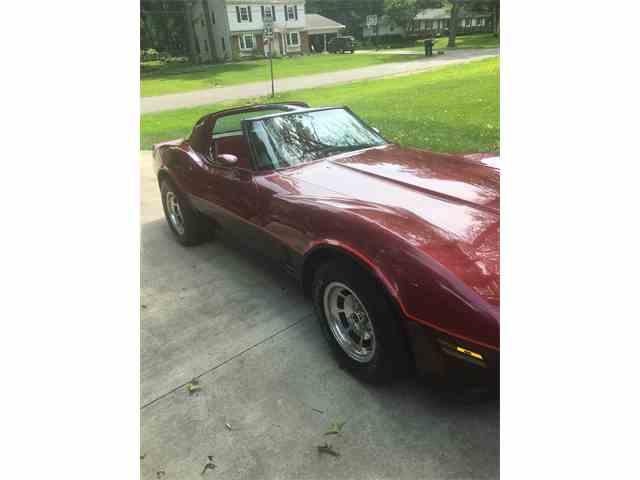Picture of '81 Corvette - NSI6