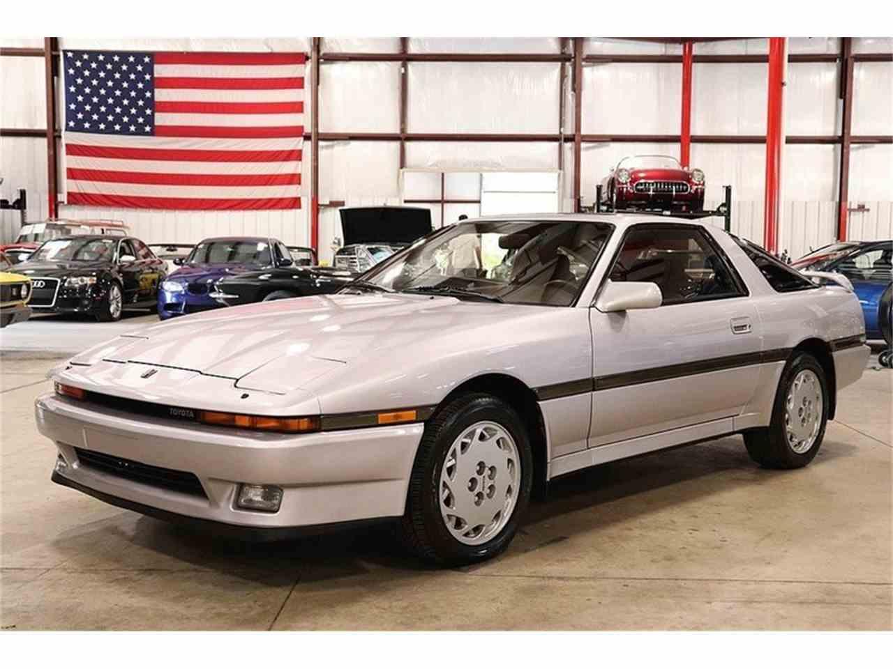 1987 Toyota Supra for Sale | ClassicCars.com | CC-1113006