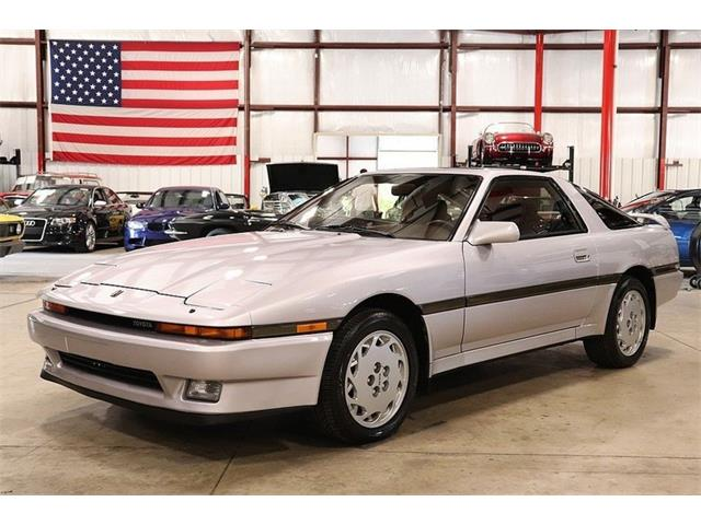 Picture of '87 Supra - NUSU