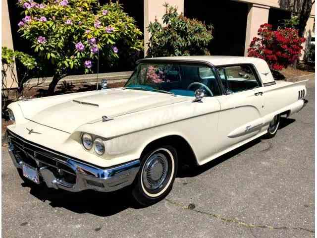 Picture of '60 Thunderbird - NUT9