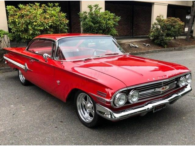 Picture of Classic 1960 Chevrolet Impala located in Texas Offered by  - NUTD