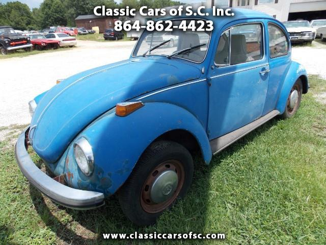 Picture of '72 Beetle - NUTG