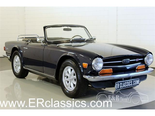 Picture of '70 TR6 - NSPR