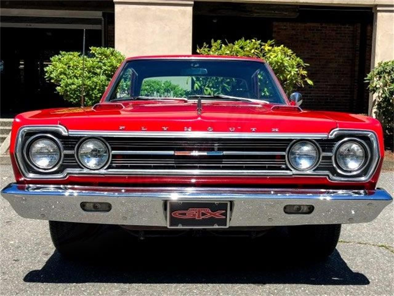 Large Picture of '67 Belvedere - NUTI