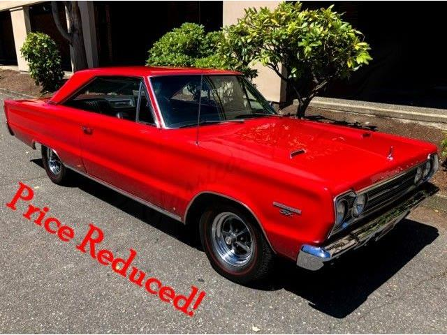 Picture of Classic 1967 Plymouth Belvedere located in Arlington Texas - $38,900.00 - NUTI