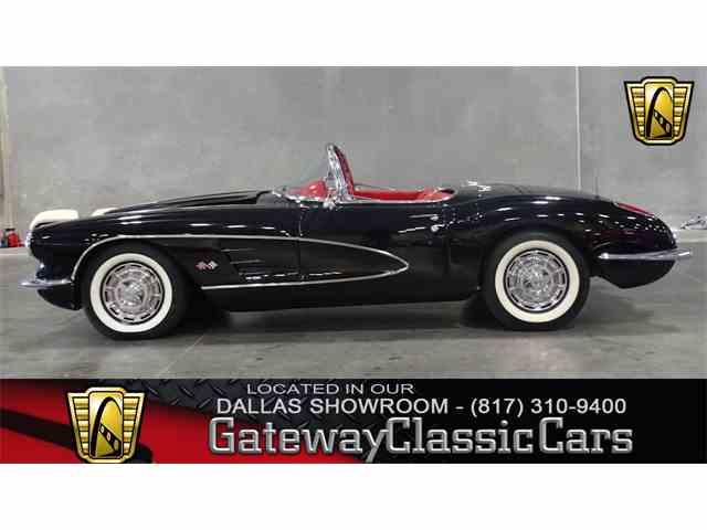 Picture of '59 Corvette - NUTR