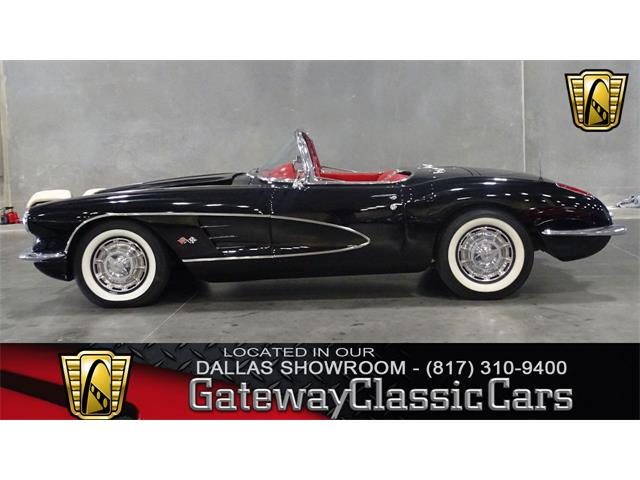 Picture of 1959 Chevrolet Corvette - $100,000.00 Offered by  - NUTR