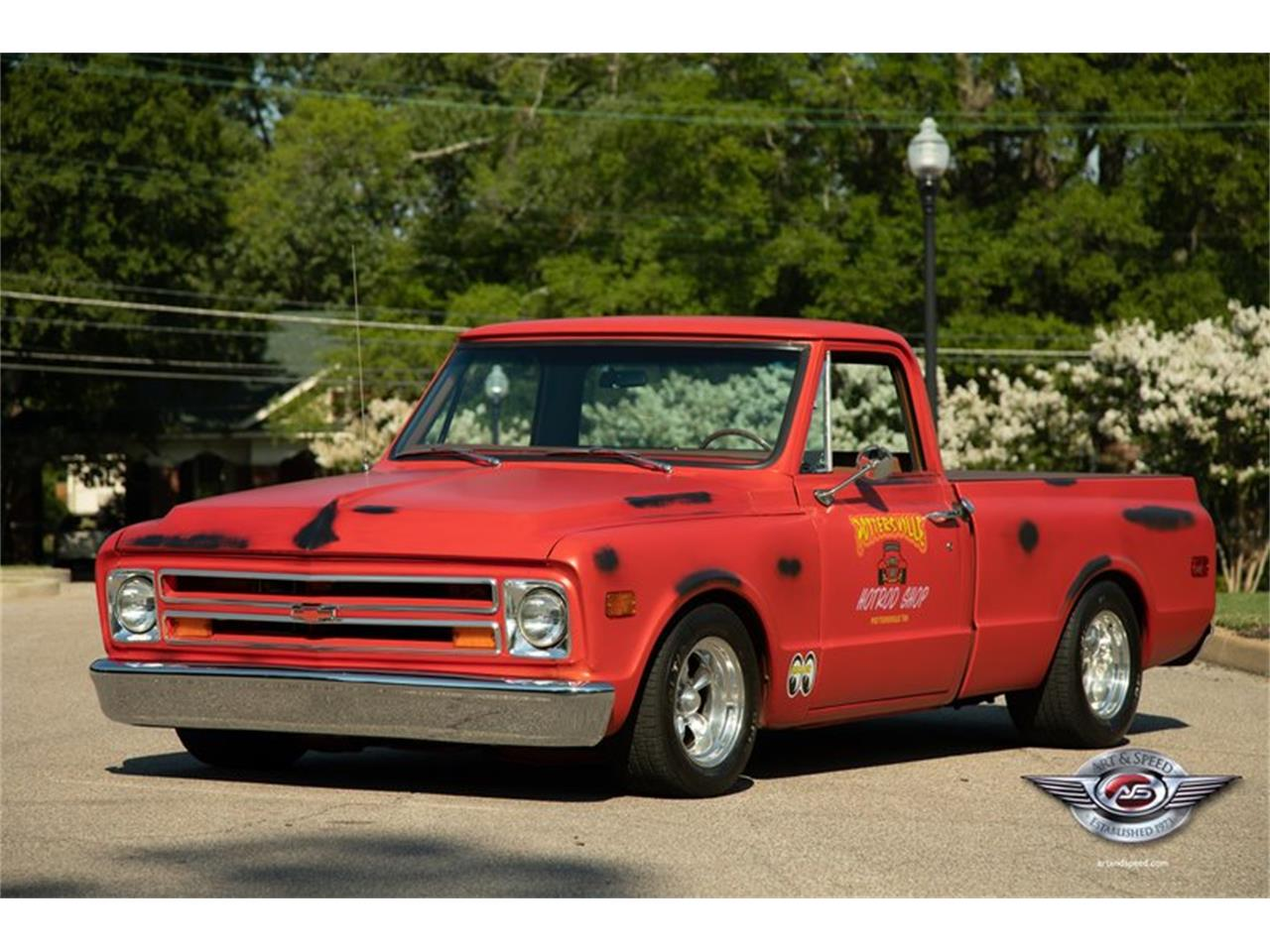 Large Picture of 1968 C10 located in Collierville Tennessee Offered by Art & Speed - NUUI