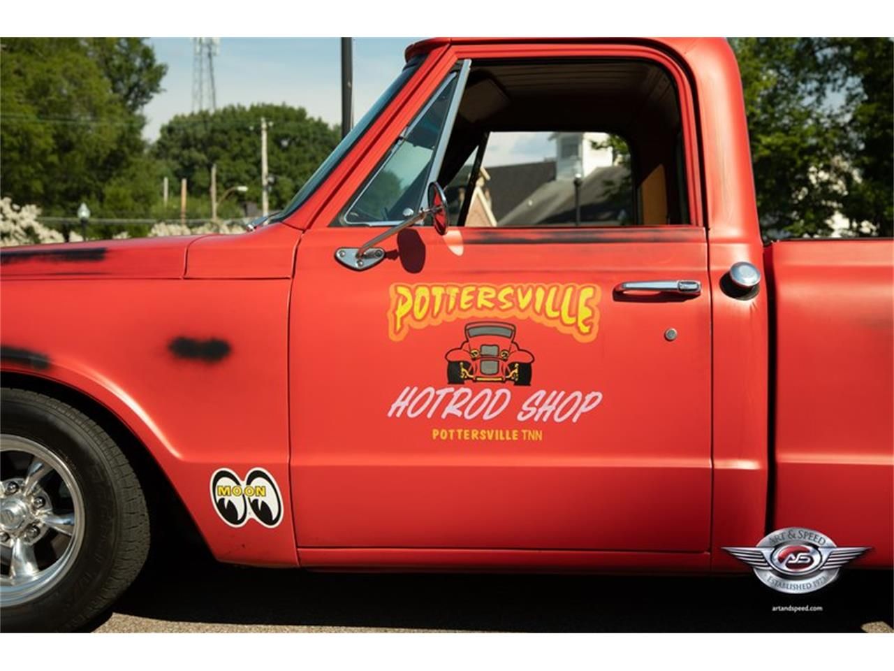 Large Picture of Classic '68 Chevrolet C10 located in Tennessee - $32,900.00 Offered by Art & Speed - NUUI