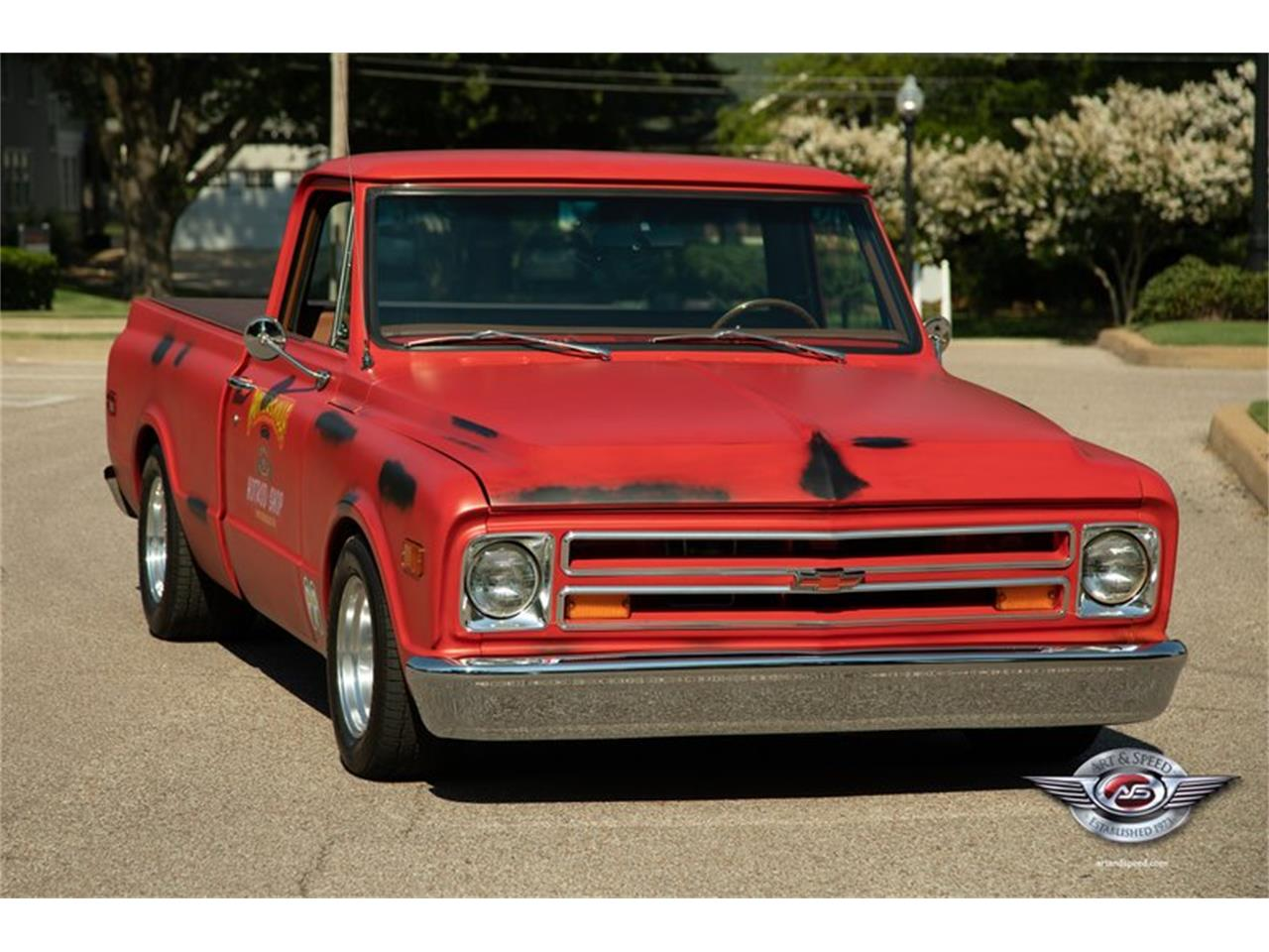 Large Picture of 1968 Chevrolet C10 located in Tennessee - $32,900.00 Offered by Art & Speed - NUUI