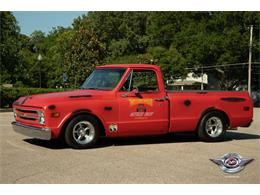Picture of Classic '68 Chevrolet C10 located in Collierville Tennessee - $32,900.00 Offered by Art & Speed - NUUI