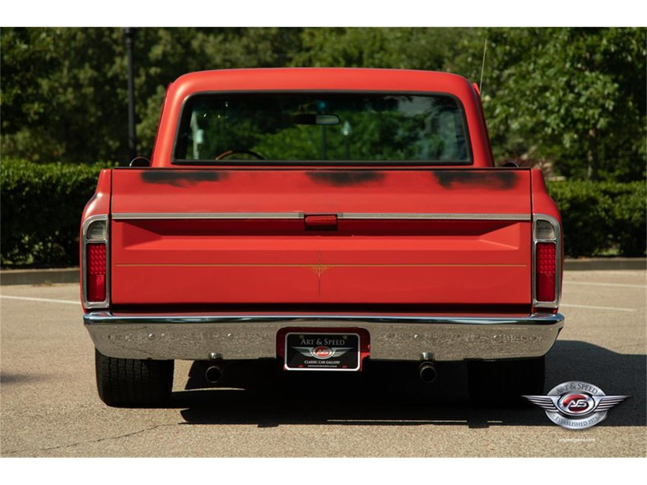 Large Picture of Classic 1968 Chevrolet C10 located in Collierville Tennessee - $32,900.00 - NUUI