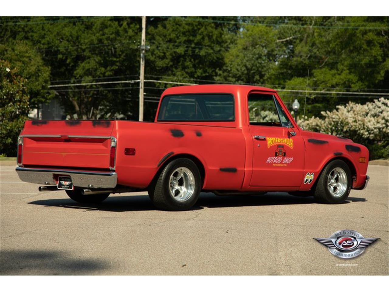 Large Picture of 1968 Chevrolet C10 located in Tennessee - NUUI