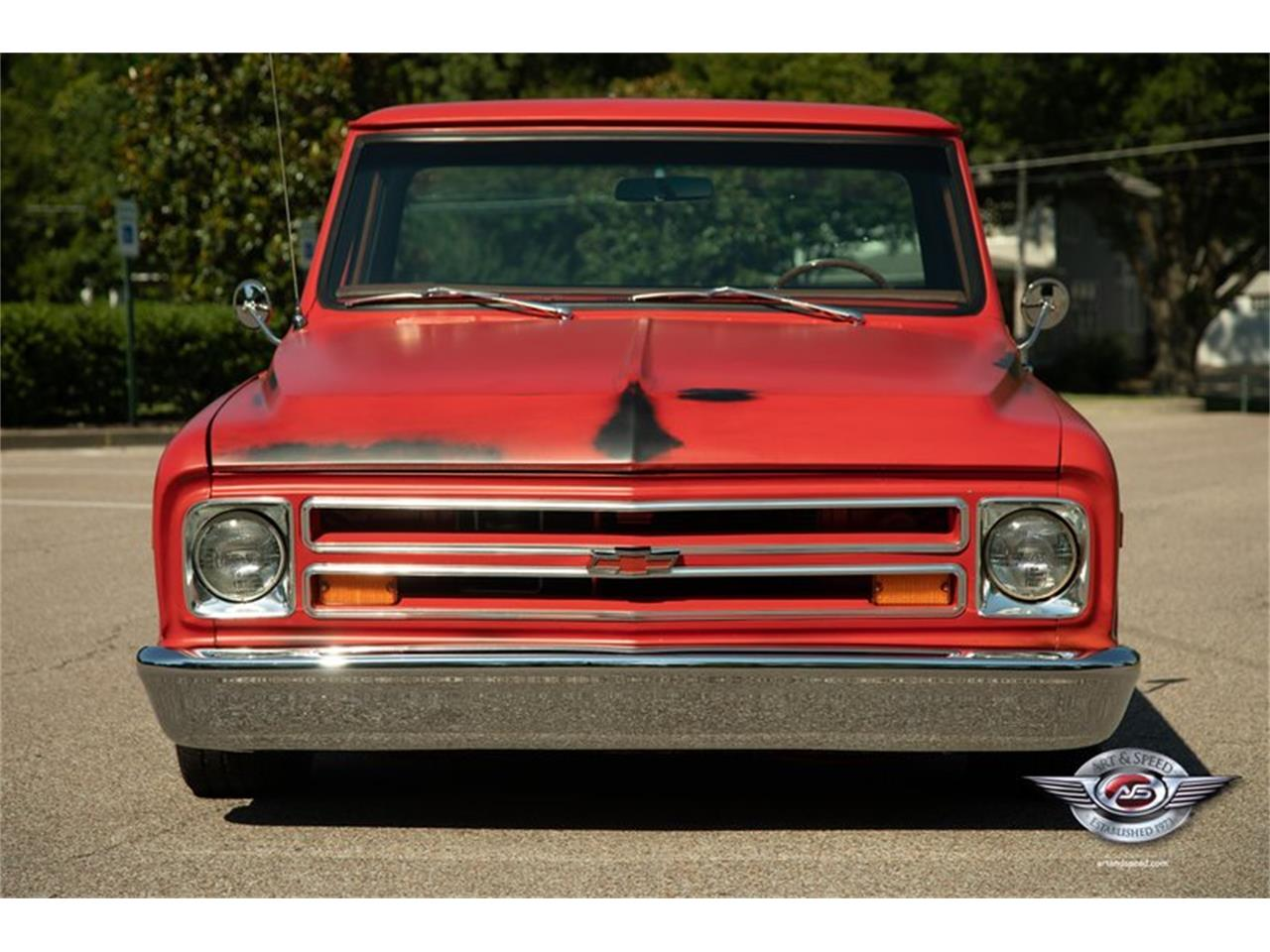 Large Picture of '68 Chevrolet C10 - NUUI