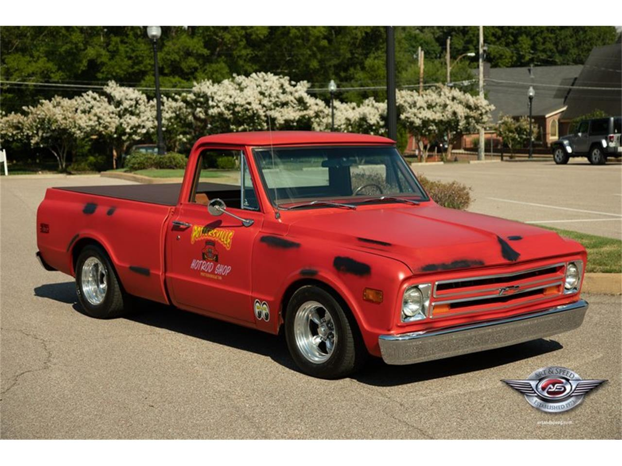 Large Picture of '68 C10 located in Collierville Tennessee Offered by Art & Speed - NUUI