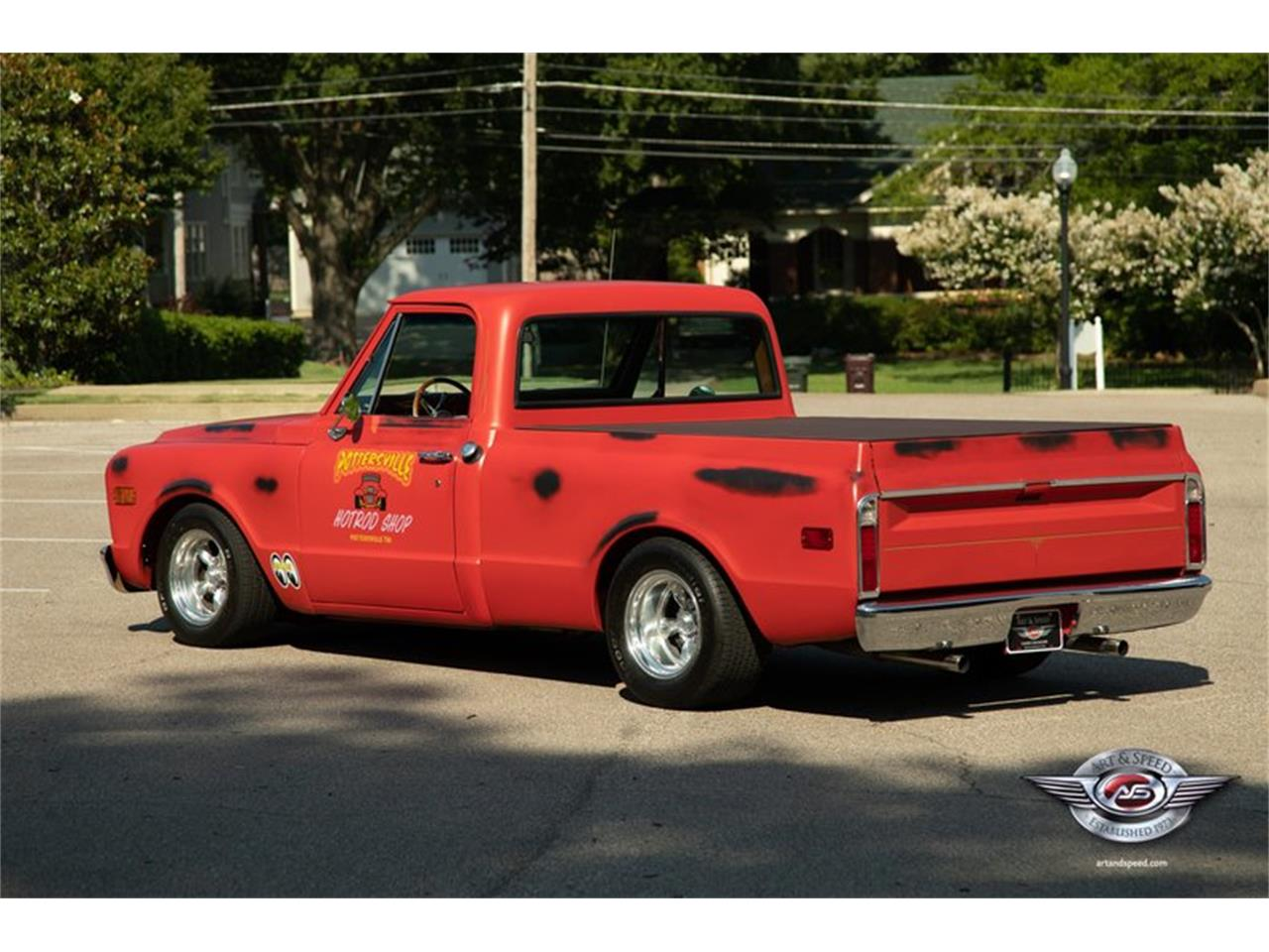 Large Picture of Classic 1968 C10 - $32,900.00 Offered by Art & Speed - NUUI