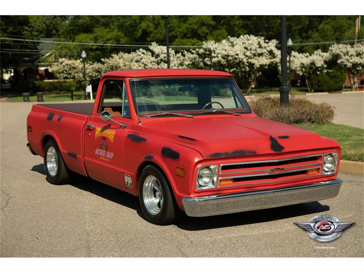 Large Picture of Classic '68 Chevrolet C10 located in Collierville Tennessee - NUUI
