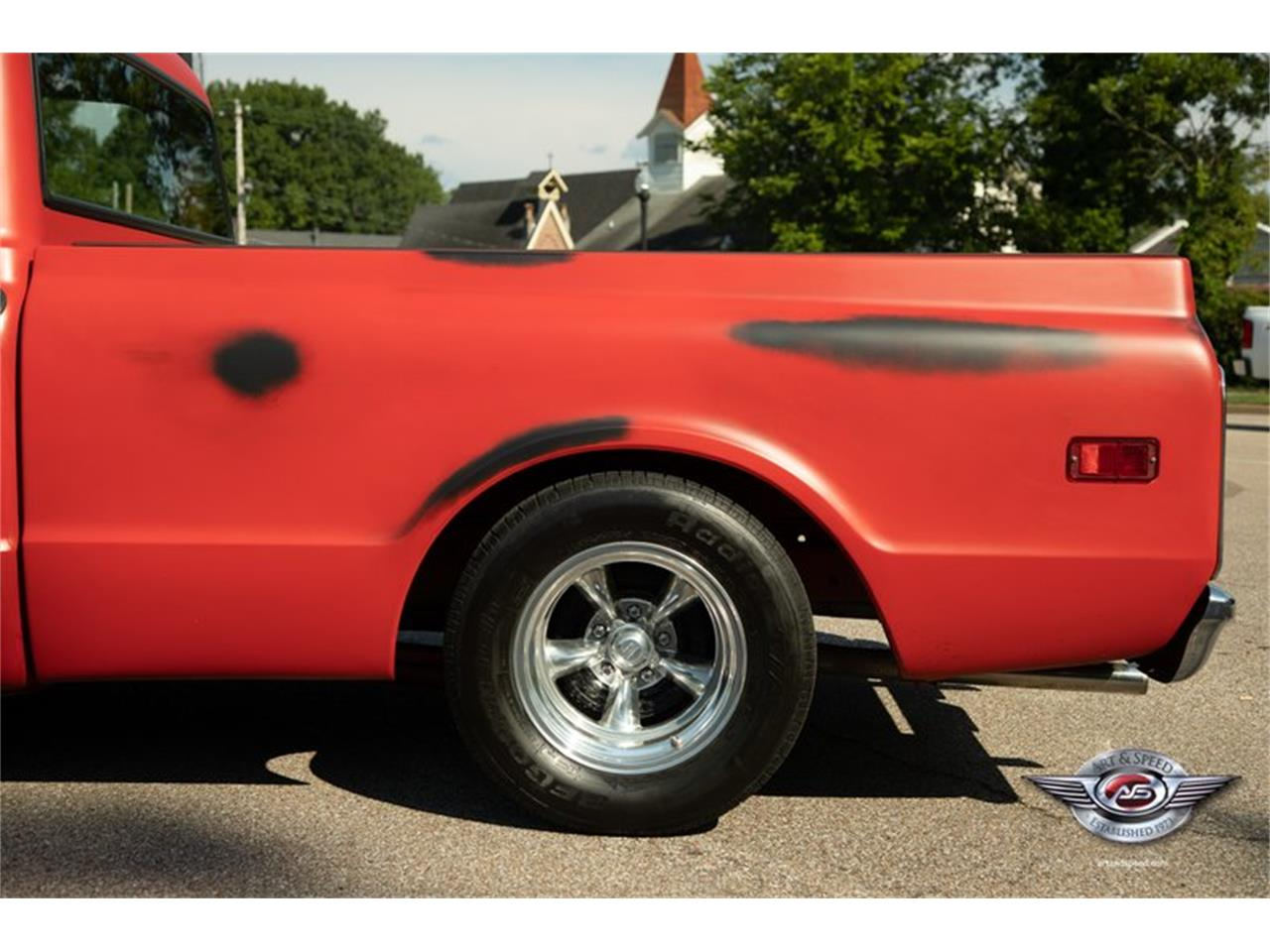 Large Picture of Classic 1968 Chevrolet C10 Offered by Art & Speed - NUUI